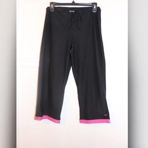 Nike Leggings Capri Pant Size 8/10 M